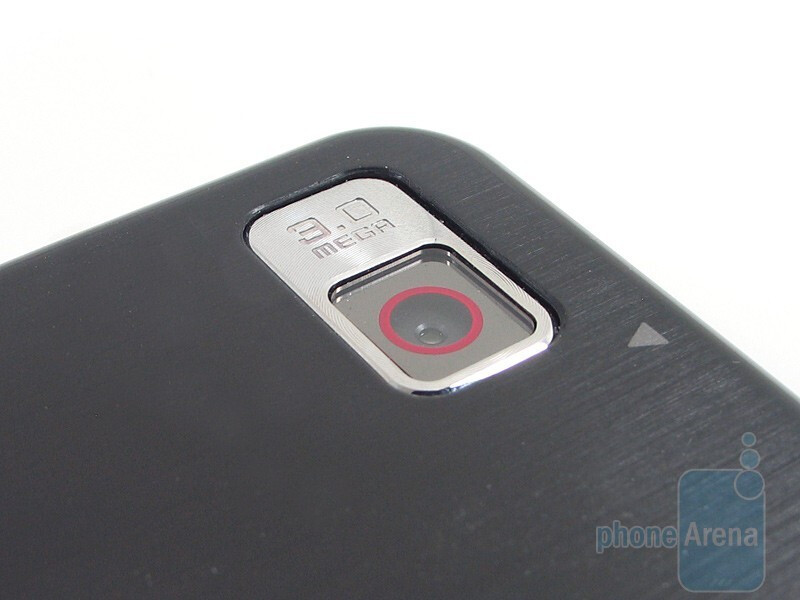 Back - Samsung Eternity Review