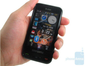 Samsung Eternity Review