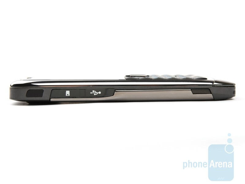 Left - Nokia E71 Review