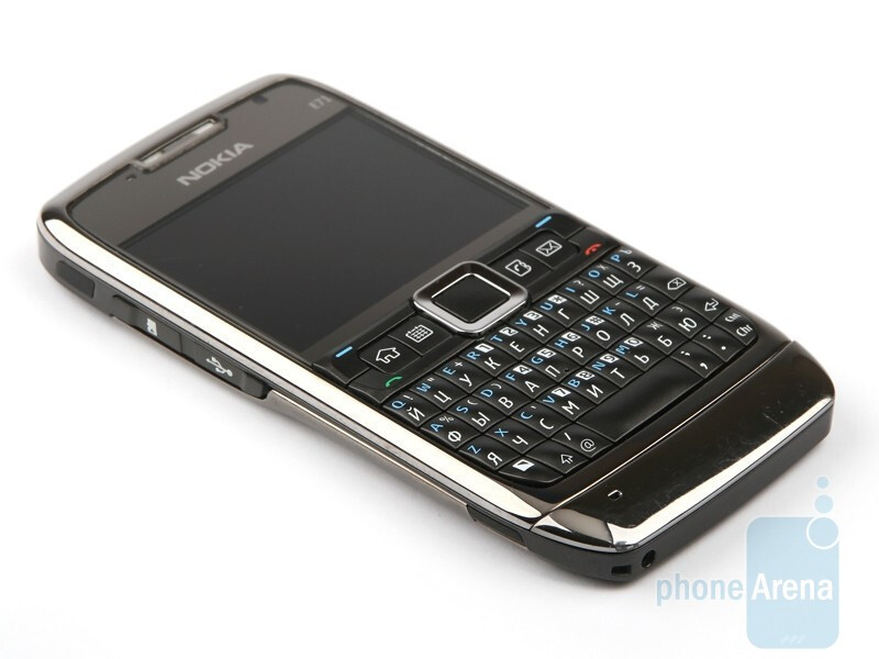 Nokia E71 and E66 v300.21.012 firmware update now available