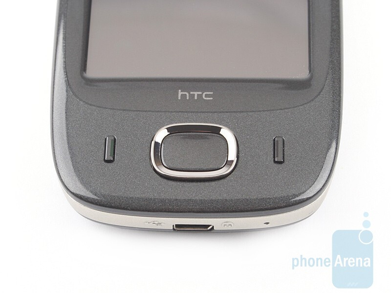 Front - HTC Touch Viva Review