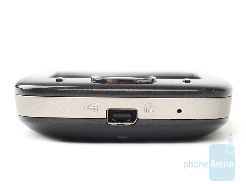 Bottom - HTC Touch Viva Review