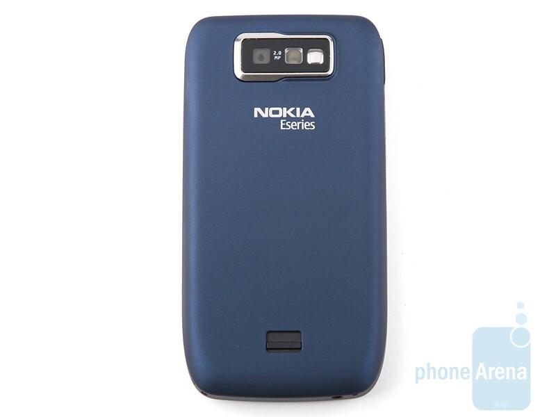 Nokia E63 Blue Nokia E63 Review