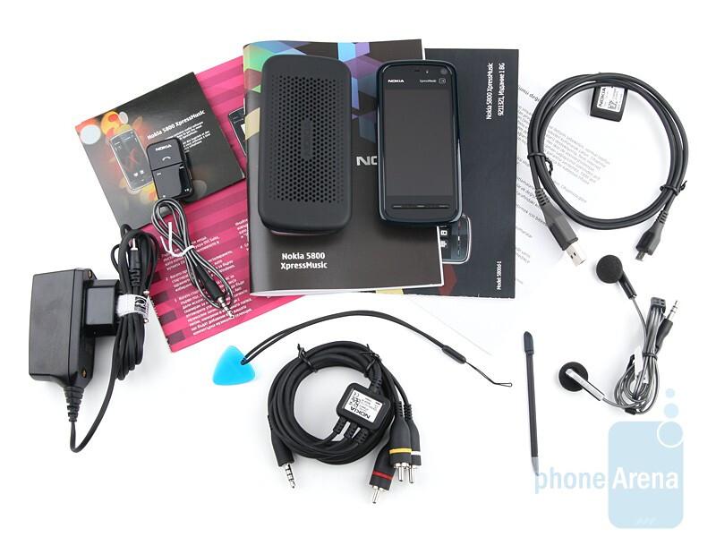 Nokia 5800 Xpressmusic Review