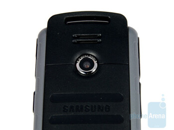 Back side - Samsung B2700 Review