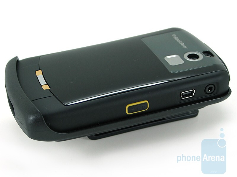 RIM BlackBerry Curve 8350i Review