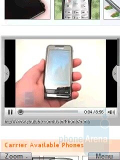 SkyFire - HTC S740 Review