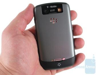 RIM BlackBerry Curve 8900 Review