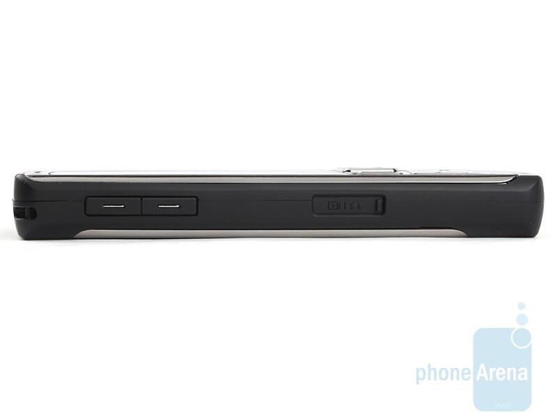 Left - Samsung I7110 Preview