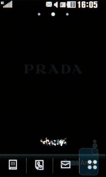 Wallpaper - LG PRADA II Review