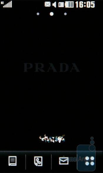 Wallpaper - LG PRADA II Review