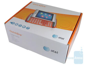 AT&T Quickfire Review