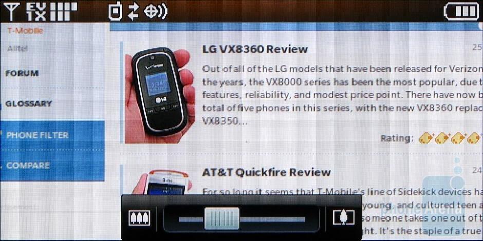 LG Versa Review