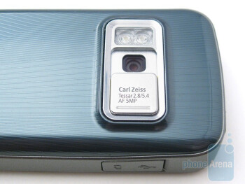 Camera with Carl Zeiss lens - Nokia N79 Review