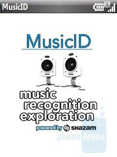 Music ID - Pantech Matrix Pro Review