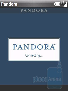 Pandora - Pantech Matrix Pro Review