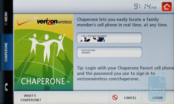 Chaperone - Verizon Hub Review