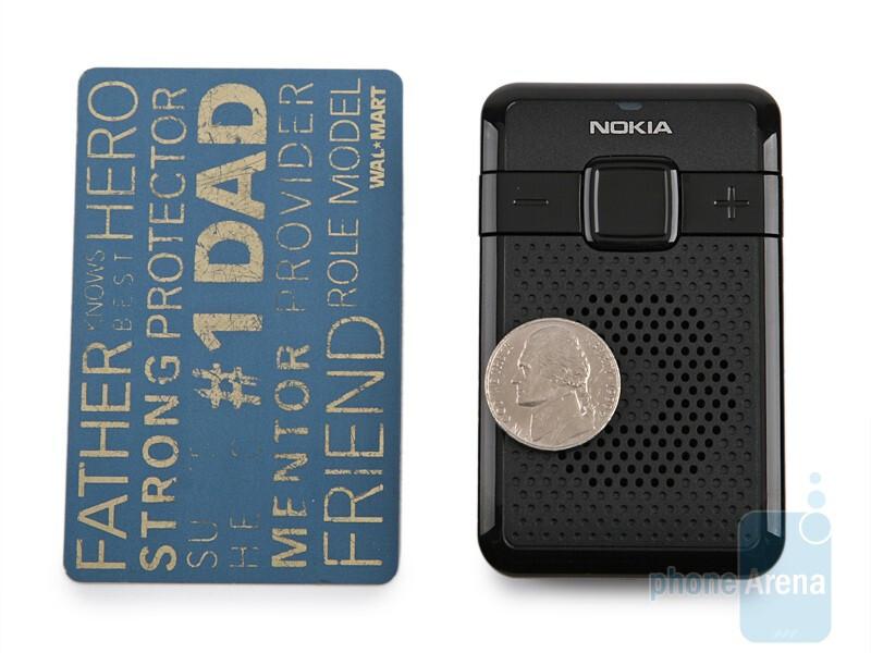 Nokia Speakerphone HF-200 Review