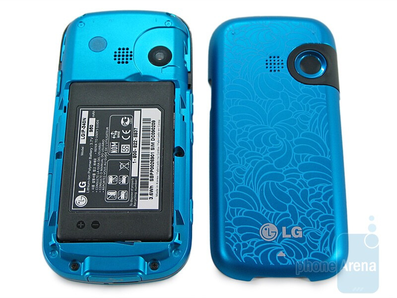 LG Rumor 2 / LX265 / VM265 Cell Phone Batteries at Batteries Plus ...