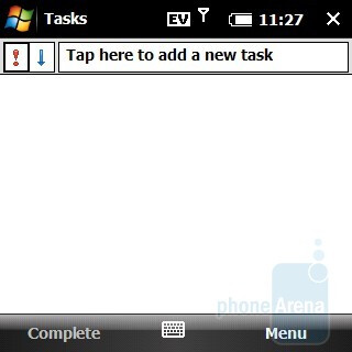 Tasks - Palm Treo Pro CDMA Review