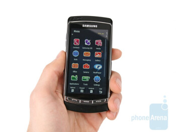 Samsung OMNIA HD Preview