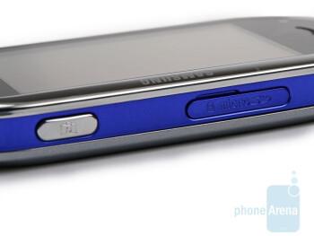 microSDHC slot - Samsung BEAT DJ Preview