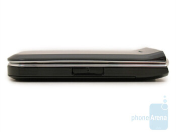 Right side - Nokia 7205 Intrigue Review