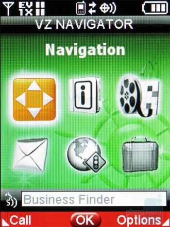 VZ Navigator - Nokia 7205 Intrigue Review