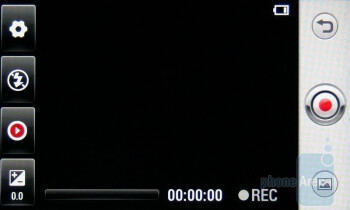 Video recording - LG ARENA Preview