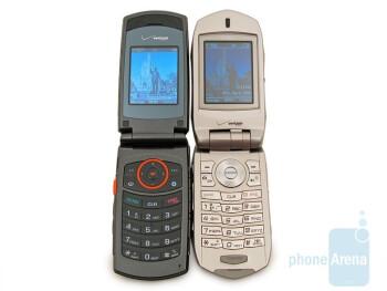 Left - CDM8975, Right - Boulder - Verizon Wireless CDM8975 Review