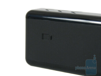The cog on the inner side of the speaker - Nokia Mini Speakers MD-4 Review