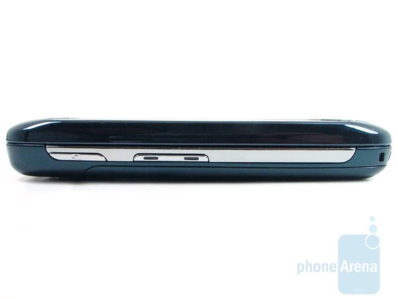 Left - Samsung Impression Review