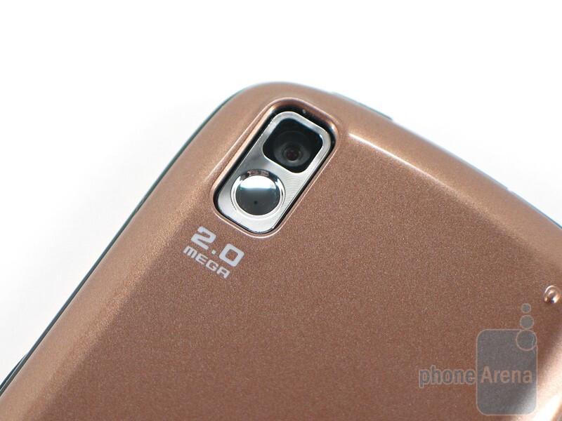 2-megapixel camera - Samsung Instinct s30 Review