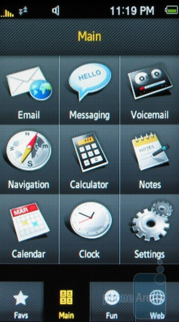 Samsung Instinct s30 Review