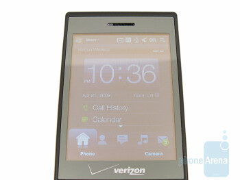 HTC Touch Diamond CDMA Review