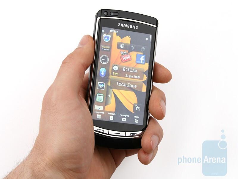 Samsung OMNIA HD i8910 Review