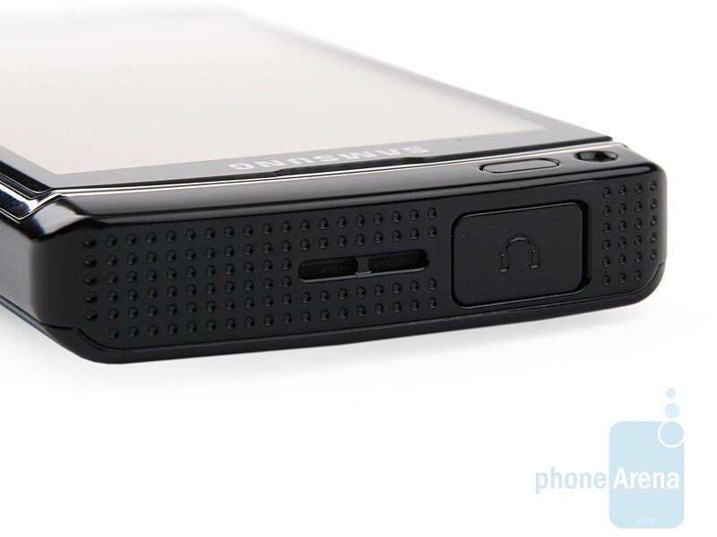 Top - Samsung OMNIA HD i8910 Review