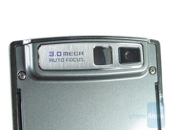3MP Camera - Samsung Propel Pro i627 Review