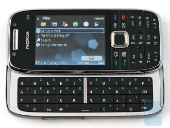 Nokia E75 Review