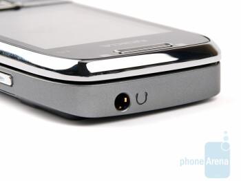 Top - The sides of Nokia E75 - Nokia E75 Review
