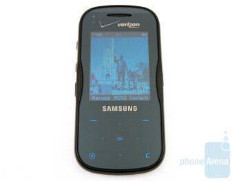 Samsung Trance U490 Review