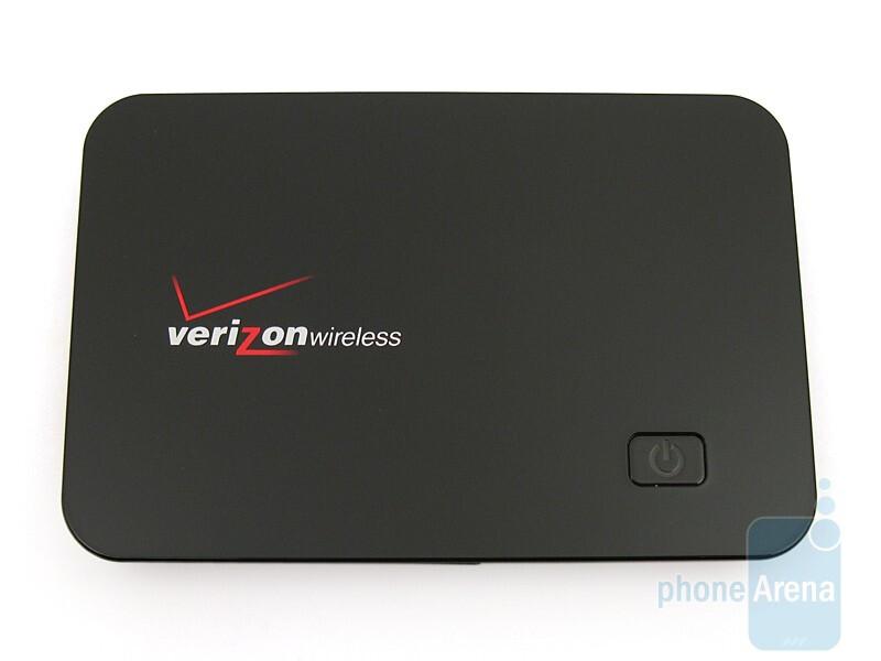 Verizon MiFi 2200 is very compact - Verizon MiFi 2200 Review