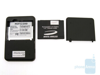 Verizon MiFi 2200 is very compact - Verizon MiFi 2200 Review
