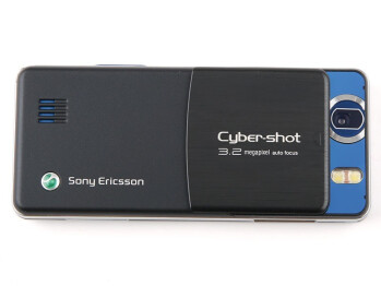 The Sony Ericsson C510 has a decent camera and seemly price - Sony Ericsson C510 Review