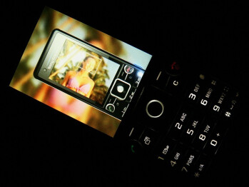 The Sony Ericsson C510 got a smileshot function - Sony Ericsson C510 Review