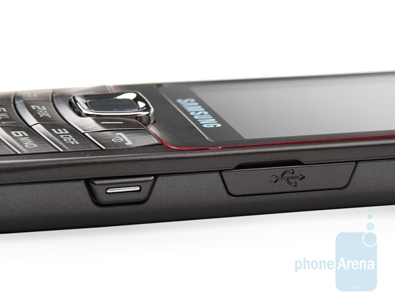 Right side - Samsung Ultra B S7220 Review