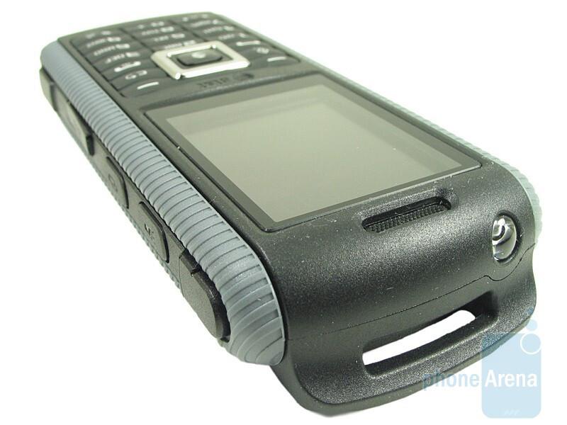 Top - Samsung SGH-a657 Review