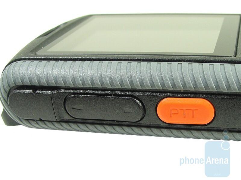 Left - Samsung SGH-a657 Review
