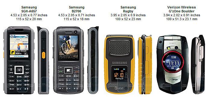 Samsung SGH-a657 Review