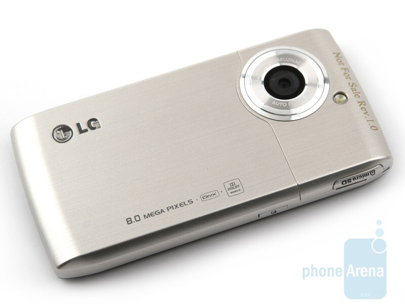 LG Viewty Smart GC900 Preview